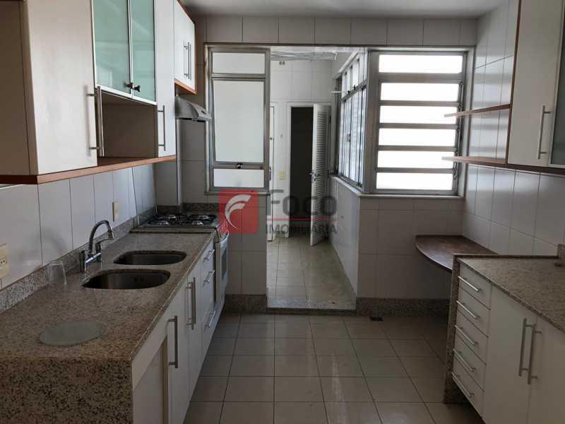 COPA COZINHA PLANEJADA: - Apartamento à venda Travessa Madre Jacinta,Gávea, Rio de Janeiro - R$ 2.000.000 - JBAP31500 - 26
