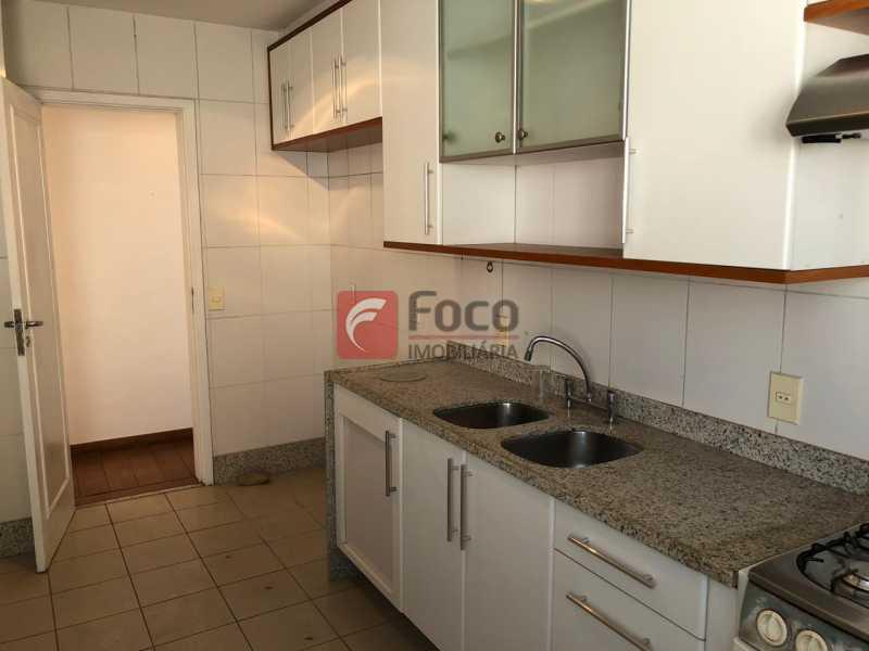 COPA COZINHA: - Apartamento à venda Travessa Madre Jacinta,Gávea, Rio de Janeiro - R$ 2.000.000 - JBAP31500 - 27