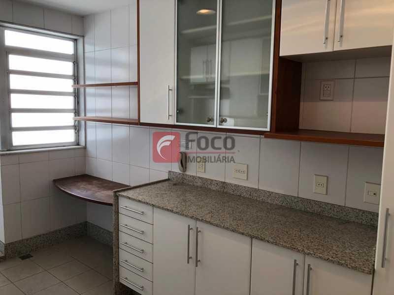 COPA COZINHA: - Apartamento à venda Travessa Madre Jacinta,Gávea, Rio de Janeiro - R$ 2.000.000 - JBAP31500 - 28