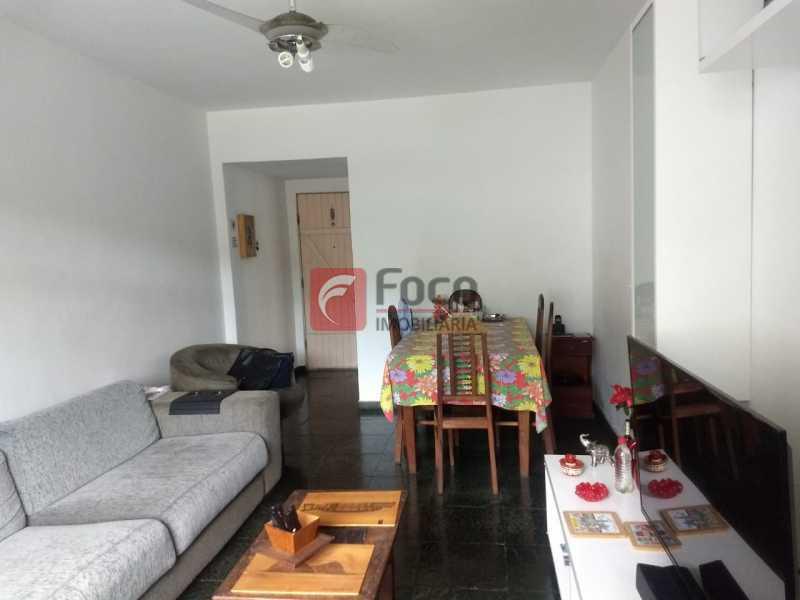 2 - Apartamento à venda Rua Pereira de Siqueira,Tijuca, Rio de Janeiro - R$ 600.000 - JBAP31503 - 1