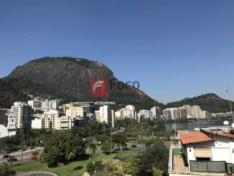 043 - Cobertura à venda Rua Professor Saldanha,Lagoa, Rio de Janeiro - R$ 1.500.000 - JBCO10012 - 3