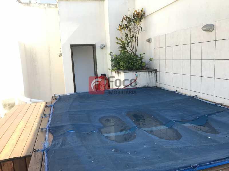 048 - Cobertura à venda Rua Professor Saldanha,Lagoa, Rio de Janeiro - R$ 1.500.000 - JBCO10012 - 26