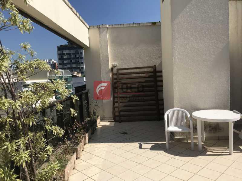 050 - Cobertura à venda Rua Professor Saldanha,Lagoa, Rio de Janeiro - R$ 1.500.000 - JBCO10012 - 6