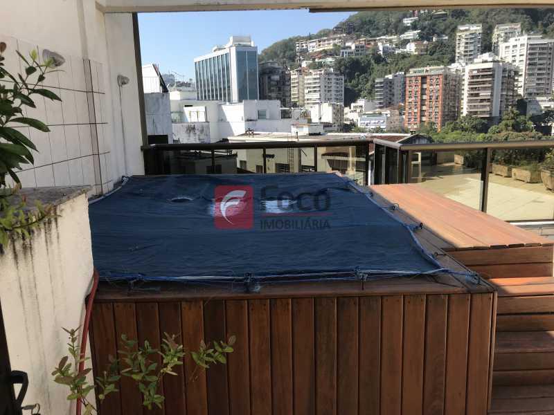 051 - Cobertura à venda Rua Professor Saldanha,Lagoa, Rio de Janeiro - R$ 1.500.000 - JBCO10012 - 7