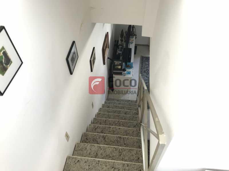 052 - Cobertura à venda Rua Professor Saldanha,Lagoa, Rio de Janeiro - R$ 1.500.000 - JBCO10012 - 23