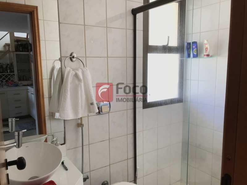 056 - Cobertura à venda Rua Professor Saldanha,Lagoa, Rio de Janeiro - R$ 1.500.000 - JBCO10012 - 20