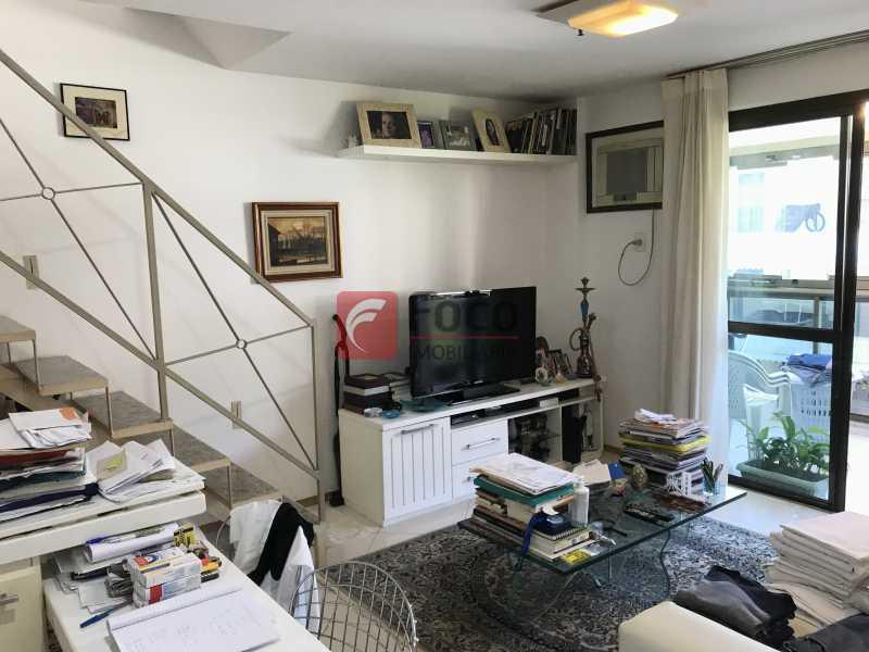 066 - Cobertura à venda Rua Professor Saldanha,Lagoa, Rio de Janeiro - R$ 1.500.000 - JBCO10012 - 24