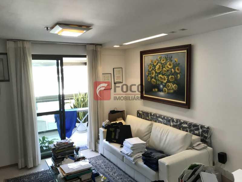068 - Cobertura à venda Rua Professor Saldanha,Lagoa, Rio de Janeiro - R$ 1.500.000 - JBCO10012 - 8