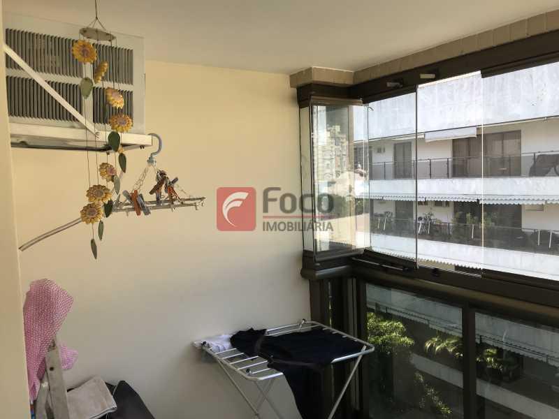 070 - Cobertura à venda Rua Professor Saldanha,Lagoa, Rio de Janeiro - R$ 1.500.000 - JBCO10012 - 25