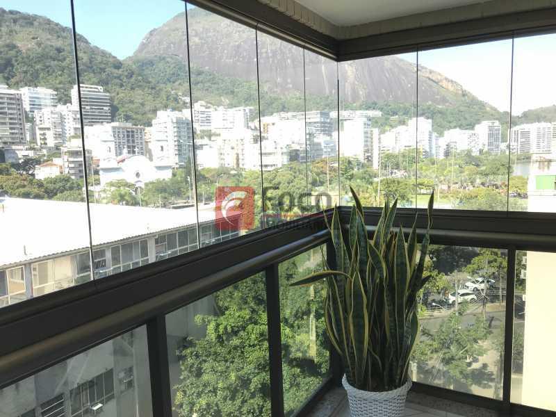 071 - Cobertura à venda Rua Professor Saldanha,Lagoa, Rio de Janeiro - R$ 1.500.000 - JBCO10012 - 15