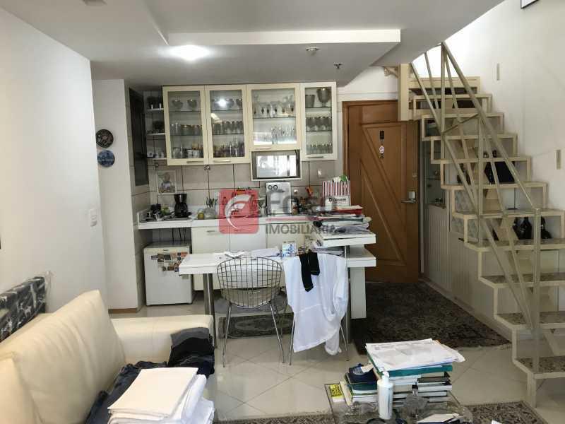 075 - Cobertura à venda Rua Professor Saldanha,Lagoa, Rio de Janeiro - R$ 1.500.000 - JBCO10012 - 10