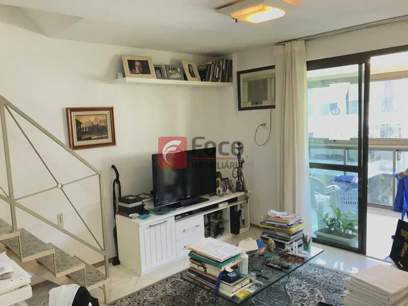 076 - Cobertura à venda Rua Professor Saldanha,Lagoa, Rio de Janeiro - R$ 1.500.000 - JBCO10012 - 9