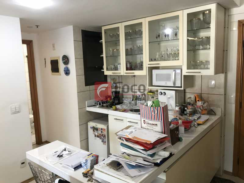 078 - Cobertura à venda Rua Professor Saldanha,Lagoa, Rio de Janeiro - R$ 1.500.000 - JBCO10012 - 12