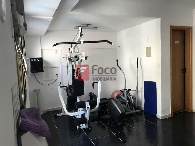 081 - Cobertura à venda Rua Professor Saldanha,Lagoa, Rio de Janeiro - R$ 1.500.000 - JBCO10012 - 22