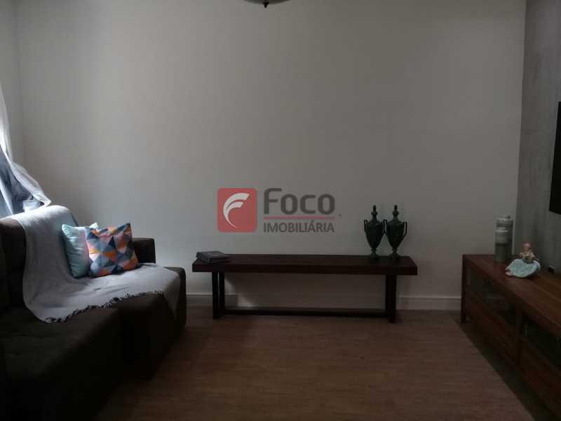 SALA - Casa de Vila à venda Rua Uruguai,Tijuca, Rio de Janeiro - R$ 1.060.000 - JBCV30007 - 23