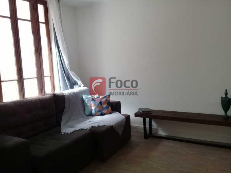 SALA - Casa de Vila à venda Rua Uruguai,Tijuca, Rio de Janeiro - R$ 1.060.000 - JBCV30007 - 25