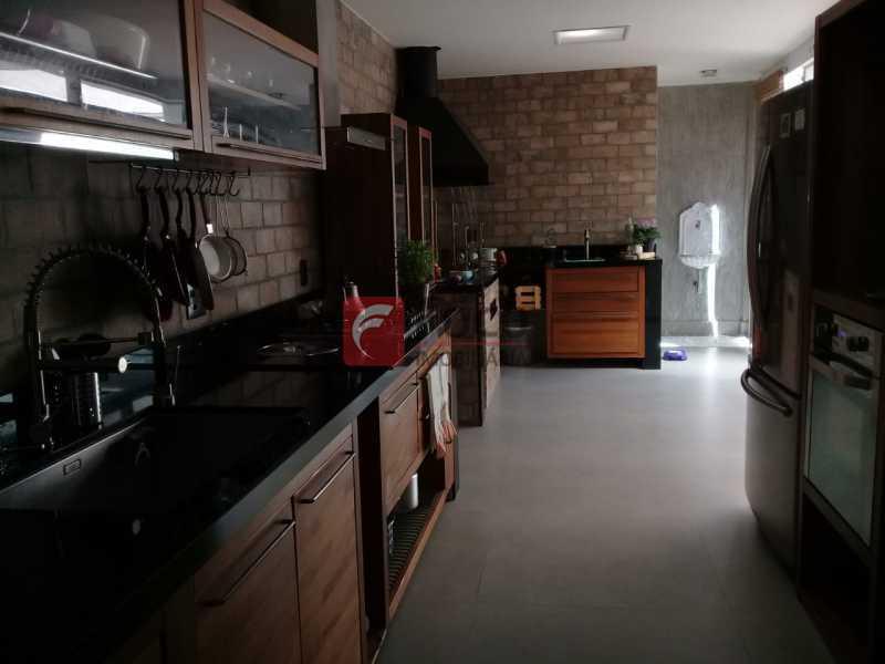 COZINHA - Casa de Vila à venda Rua Uruguai,Tijuca, Rio de Janeiro - R$ 1.060.000 - JBCV30007 - 20