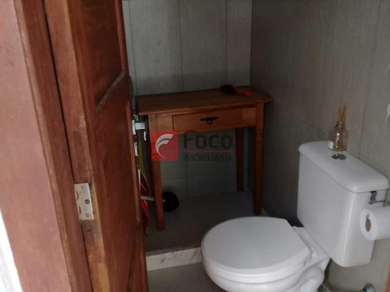 LAVABO - Casa de Vila à venda Rua Uruguai,Tijuca, Rio de Janeiro - R$ 1.060.000 - JBCV30007 - 12