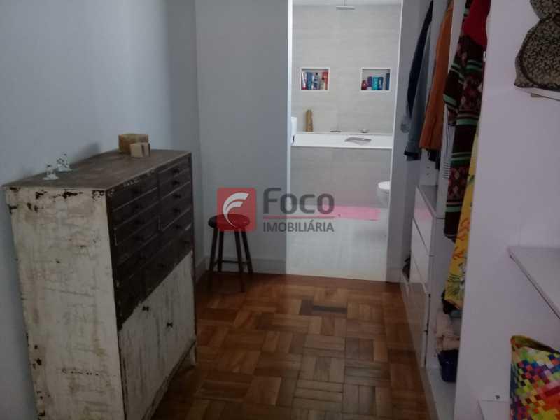 CLOSET - Casa de Vila à venda Rua Uruguai,Tijuca, Rio de Janeiro - R$ 1.060.000 - JBCV30007 - 26