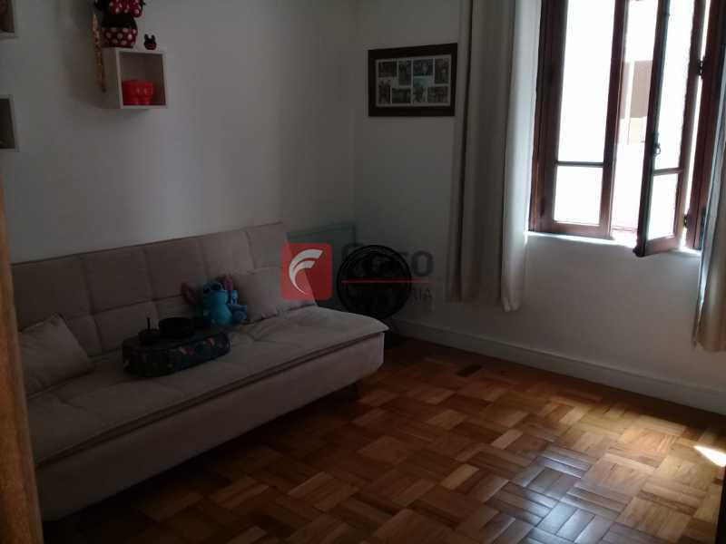 QUARTO - Casa de Vila à venda Rua Uruguai,Tijuca, Rio de Janeiro - R$ 1.060.000 - JBCV30007 - 5