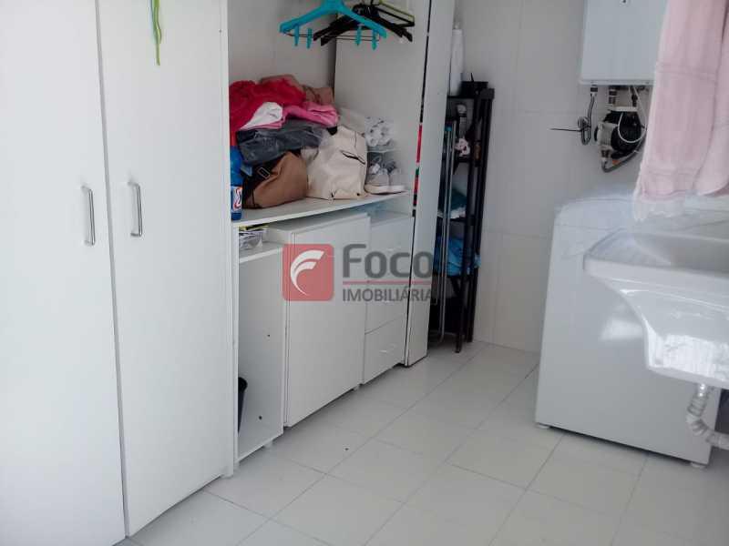 LAVANDERIA - Casa de Vila à venda Rua Uruguai,Tijuca, Rio de Janeiro - R$ 1.060.000 - JBCV30007 - 19