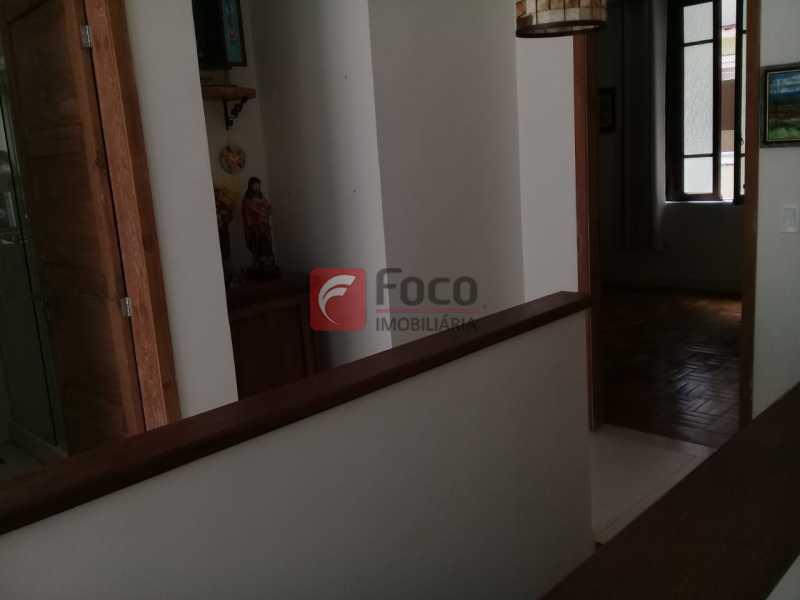 CIRCULAÇÃO - Casa de Vila à venda Rua Uruguai,Tijuca, Rio de Janeiro - R$ 1.060.000 - JBCV30007 - 27