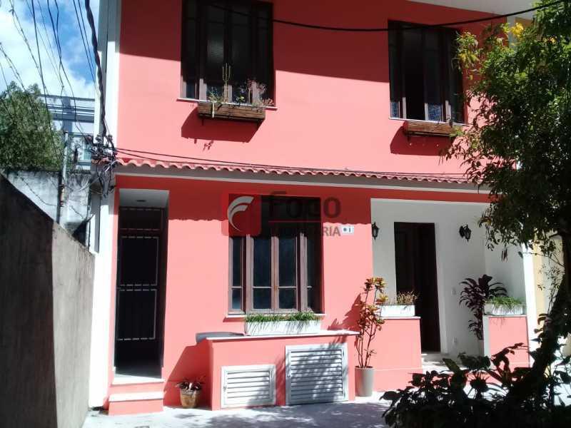SALA - Casa de Vila à venda Rua Uruguai,Tijuca, Rio de Janeiro - R$ 1.060.000 - JBCV30007 - 24