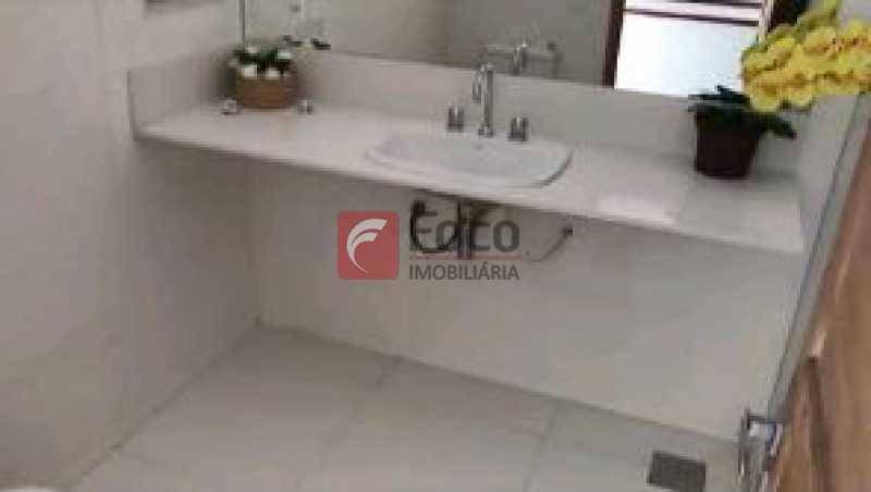 LAVABO - Casa de Vila à venda Rua Uruguai,Tijuca, Rio de Janeiro - R$ 1.060.000 - JBCV30007 - 22