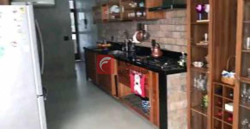 COZINHA - Casa de Vila à venda Rua Uruguai,Tijuca, Rio de Janeiro - R$ 1.060.000 - JBCV30007 - 17