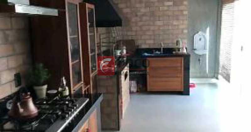 COZINHA - Casa de Vila à venda Rua Uruguai,Tijuca, Rio de Janeiro - R$ 1.060.000 - JBCV30007 - 18