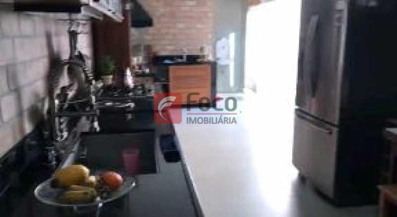 COZINHA - Casa de Vila à venda Rua Uruguai,Tijuca, Rio de Janeiro - R$ 1.060.000 - JBCV30007 - 28