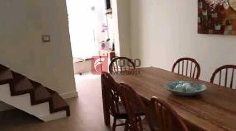 SALA - Casa de Vila à venda Rua Uruguai,Tijuca, Rio de Janeiro - R$ 1.060.000 - JBCV30007 - 1