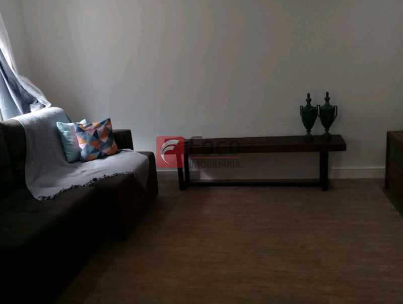 SALA - Casa de Vila à venda Rua Uruguai,Tijuca, Rio de Janeiro - R$ 1.060.000 - JBCV30007 - 30
