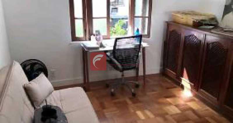 QUARTO - Casa de Vila à venda Rua Uruguai,Tijuca, Rio de Janeiro - R$ 1.060.000 - JBCV30007 - 4