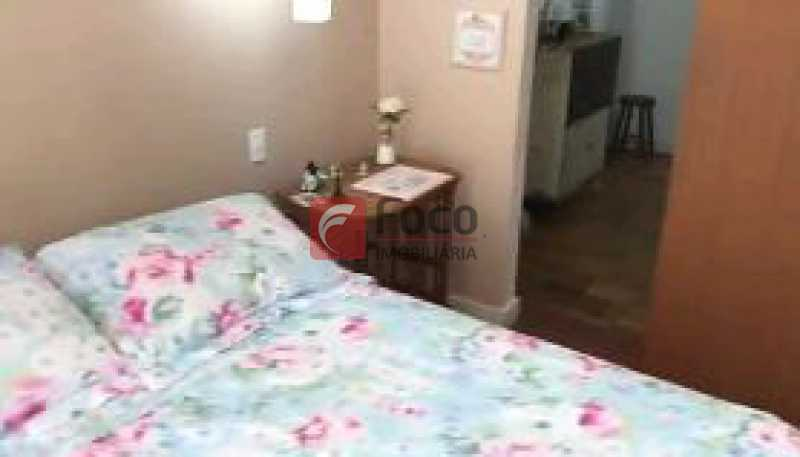 QUARTO SUÍTE - Casa de Vila à venda Rua Uruguai,Tijuca, Rio de Janeiro - R$ 1.060.000 - JBCV30007 - 14