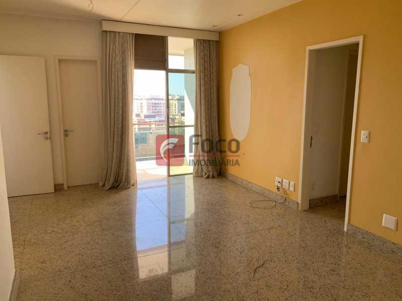1 - Apartamento à venda Rua Marquês de São Vicente,Gávea, Rio de Janeiro - R$ 1.099.000 - JBAP10361 - 3