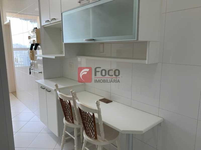 9 - Apartamento à venda Rua Marquês de São Vicente,Gávea, Rio de Janeiro - R$ 1.099.000 - JBAP10361 - 12