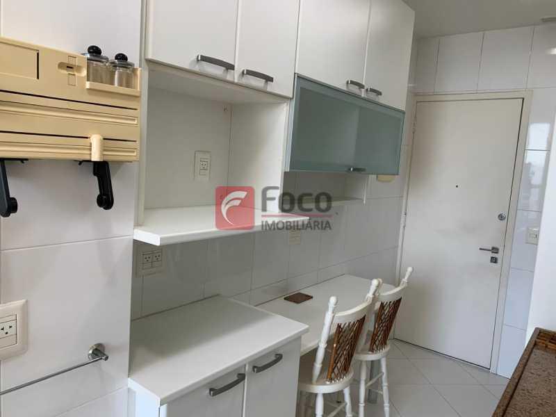 10 - Apartamento à venda Rua Marquês de São Vicente,Gávea, Rio de Janeiro - R$ 1.099.000 - JBAP10361 - 14