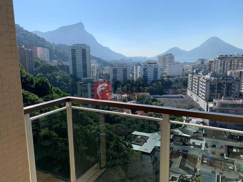 Apartamento à venda Rua Marquês de São Vicente,Gávea, Rio de Janeiro - R$ 1.099.000 - JBAP10361 - 4