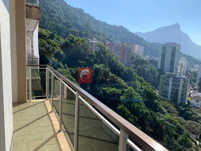 20 - Apartamento à venda Rua Marquês de São Vicente,Gávea, Rio de Janeiro - R$ 1.099.000 - JBAP10361 - 1