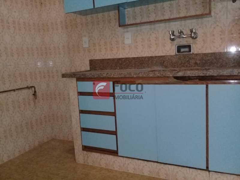 COZINHA - Apartamento à venda Rua José Higino,Tijuca, Rio de Janeiro - R$ 555.000 - JBAP31527 - 20