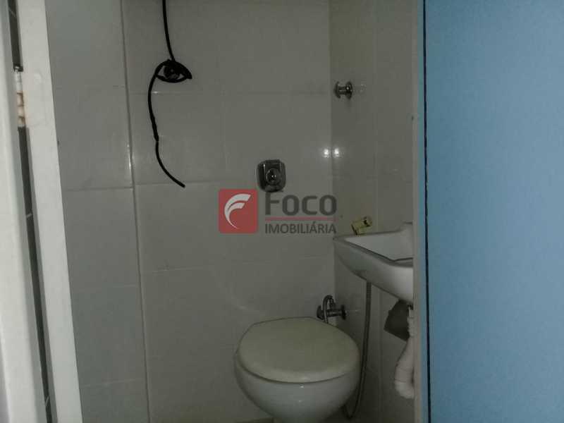 BANHEIRO DE SERVIÇO - Apartamento à venda Rua José Higino,Tijuca, Rio de Janeiro - R$ 555.000 - JBAP31527 - 26
