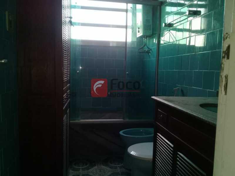 BANHEIRO SOCIAL  - Apartamento à venda Rua José Higino,Tijuca, Rio de Janeiro - R$ 555.000 - JBAP31527 - 17