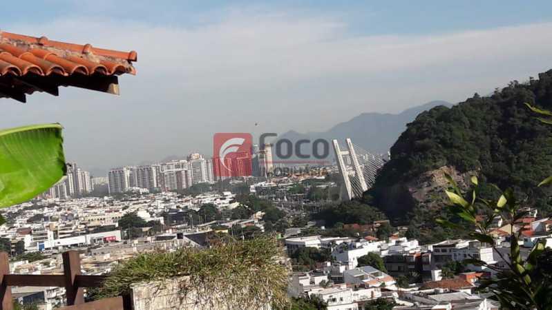 1 - Casa em Condomínio à venda Rua Professor Júlio Lohman,Joá, Rio de Janeiro - R$ 2.800.000 - JBCN20002 - 1