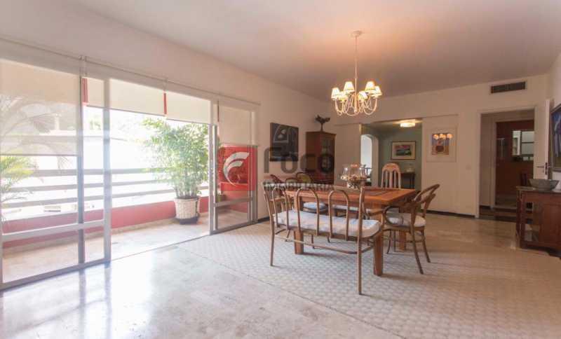1 - Apartamento à venda Rua Vitória Régia,Lagoa, Rio de Janeiro - R$ 3.200.000 - JBAP40399 - 3