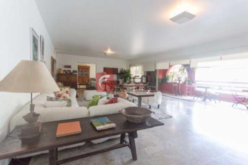 4 - Apartamento à venda Rua Vitória Régia,Lagoa, Rio de Janeiro - R$ 3.200.000 - JBAP40399 - 6