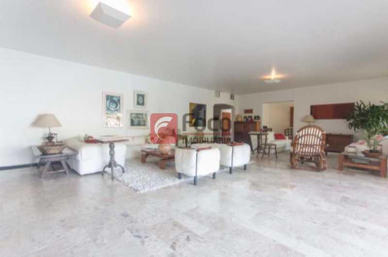5 - Apartamento à venda Rua Vitória Régia,Lagoa, Rio de Janeiro - R$ 3.200.000 - JBAP40399 - 7