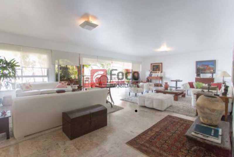 6 - Apartamento à venda Rua Vitória Régia,Lagoa, Rio de Janeiro - R$ 3.200.000 - JBAP40399 - 4