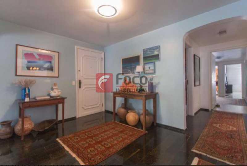 7 - Apartamento à venda Rua Vitória Régia,Lagoa, Rio de Janeiro - R$ 3.200.000 - JBAP40399 - 8