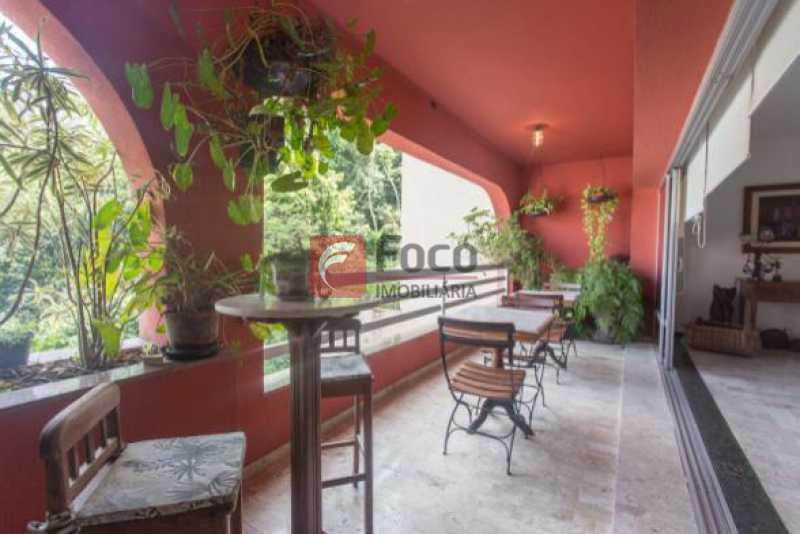 8 - Apartamento à venda Rua Vitória Régia,Lagoa, Rio de Janeiro - R$ 3.200.000 - JBAP40399 - 1